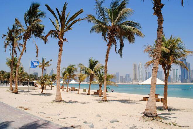 Узбережжя Дубая: ТОП-8 найшикарніших пляжів