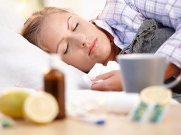 Мед поможет облегчить протекание болезни
