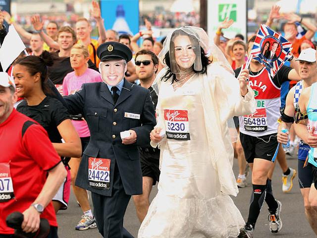Подготовка к свадьбе принца Уильяма
