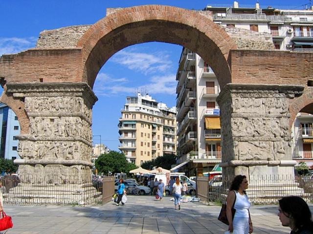 Цікаві місця Салоніки: Камара