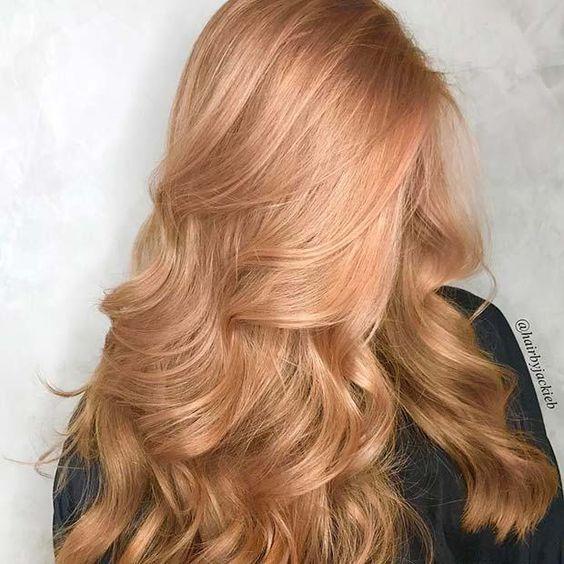 Фарбування для блондинок