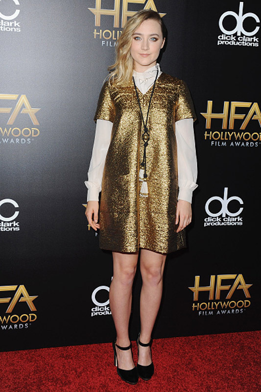 Кращі образи Hollywood Film Awards