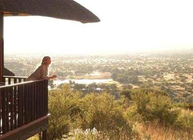 Намибия славится своим спа