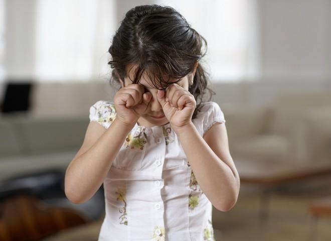 Діти плачуть, якщо винні дорослі