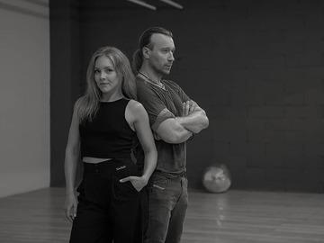Олег Винник и Алена Шоптнеко