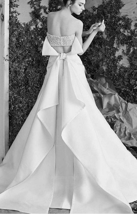 Весільні сукні на осінь 2016: головні тренди сезону