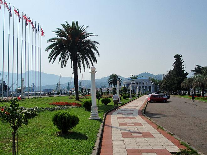 Отдых в Грузии, курорты Грузии