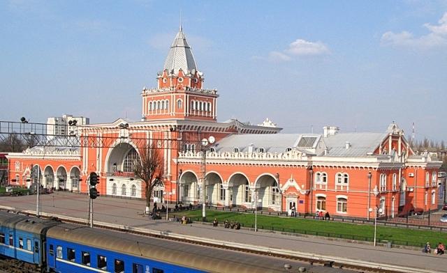 Залізничний вокзал (Чернігів)