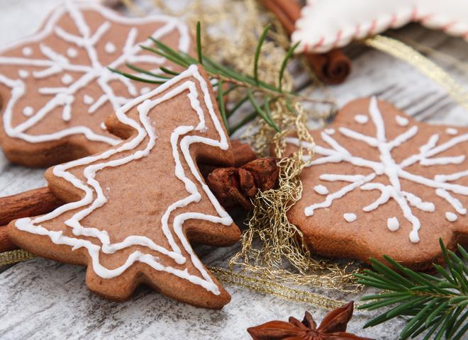 Імбирне печиво: рецепт на Новий рік 2017