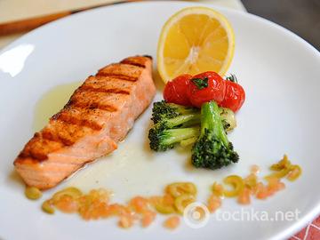 Мастер-класс по приготовлению рыбы: рыба на гриле