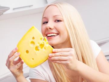 Выбирай сыр нежирных сортов