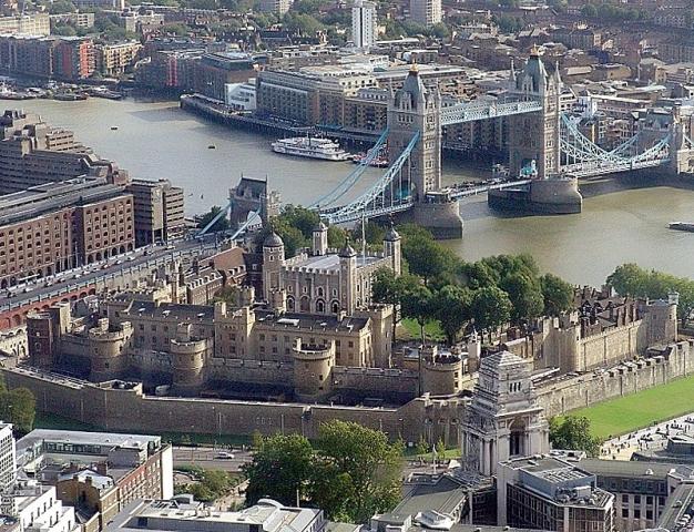 Лондон за два дня: Лондонский Тауэр