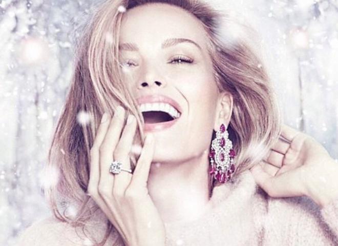 Рождественская кампания Chopard High Jewelry