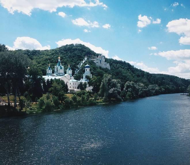 ТОП-5 популярных украинских локаций