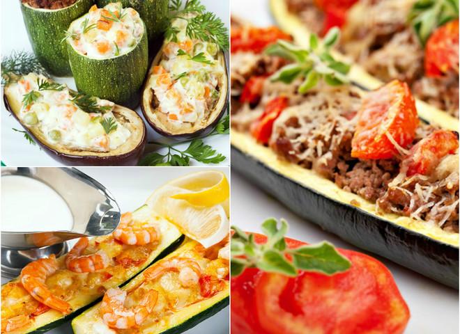 Рецепти з кабачків