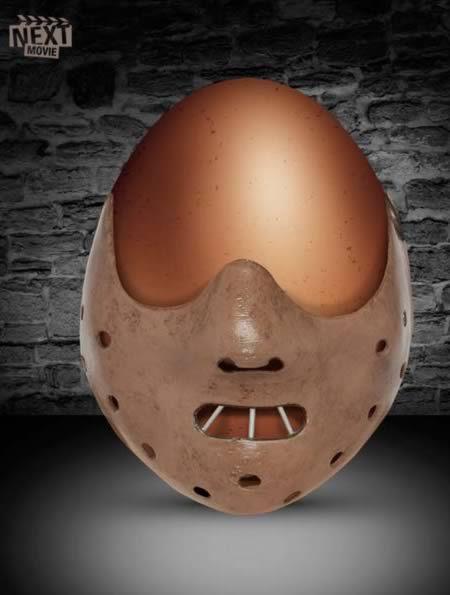 Самые необычные пасхальные яйца