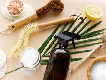 Натуральні засоби для прибирання вдома