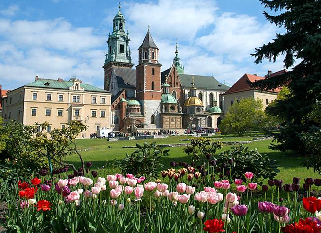 Туры на майские: Краков