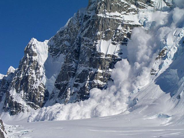 Небезпечні лавини