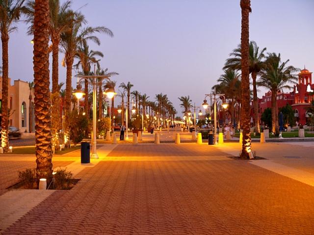 Путешествуем вслед за птицами: курорты Египта