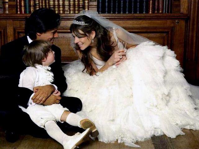 Свадьбы десятилетия