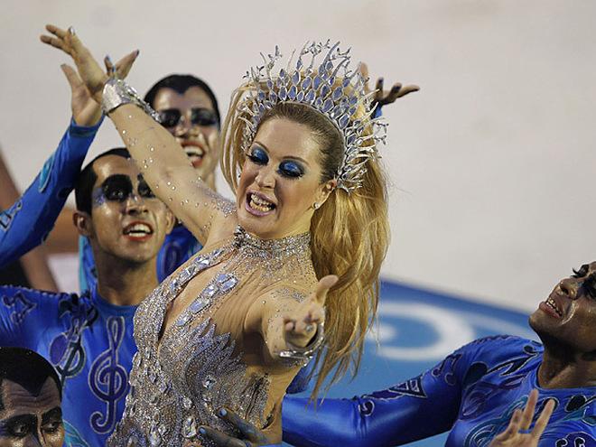 Рио секс полсе карнавала