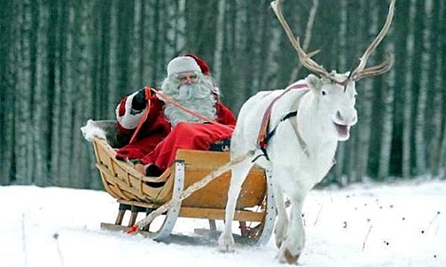 Куда поехать на день Святого Николая: Адрес Деда Мороза