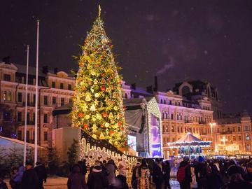 Новый год 2020 в Киеве: запреты