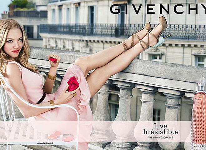 Live Irresistible от Givenchy