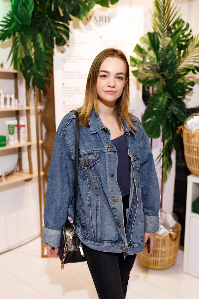 Открытие бутика Marie Fresh Cosmetics