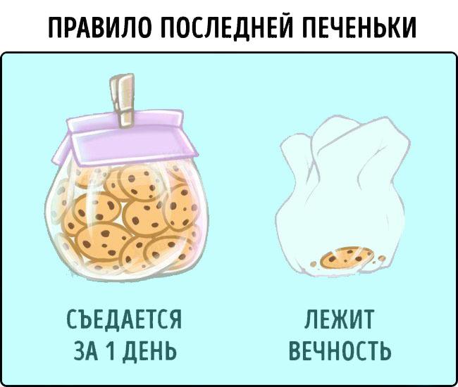 Правила, которые есть в каждом доме