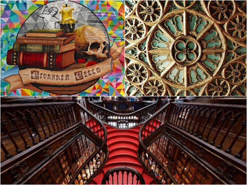 Самые красивые книжные магазины мира: Доминиканская церковь и респектабельный театр