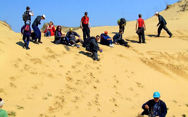 Подорож по українській Сахарі - Олешківські піски