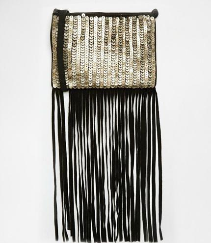 Стильні аксесуари на Новий рік: сумки через плече
