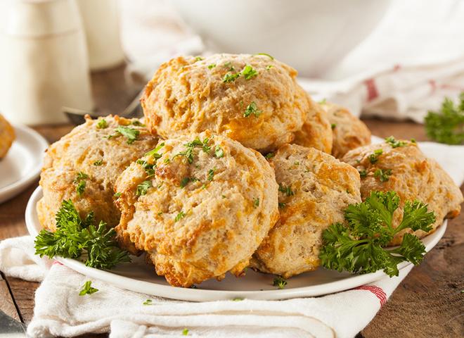 Печенье из творога: рецепт несладкой закуски