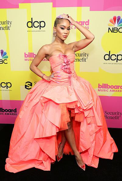 Saweetie на Billboard Music Awards 2021