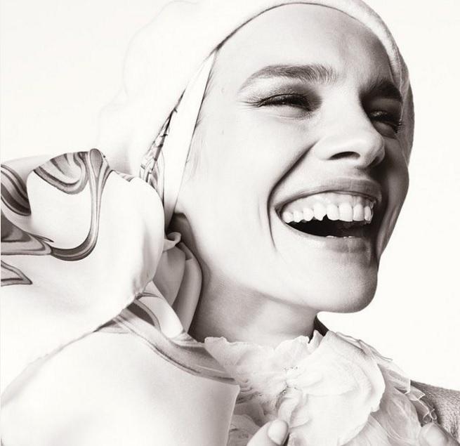 Наталья Водянова для W Magazine