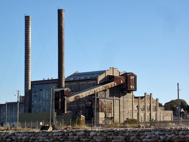 Подорож з «Великим Гетсбі». Електростанція White Bay.