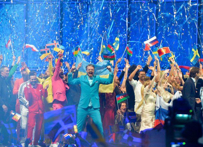 Первый полуфинал Eurovision 2014