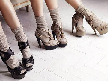 Мода: гетры