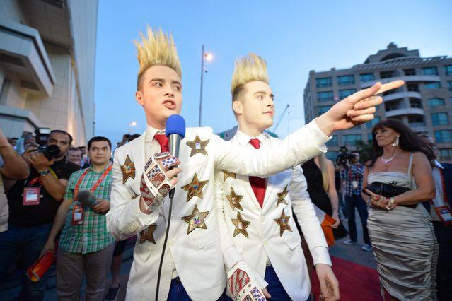 Відкриття Євробачення в Баку
