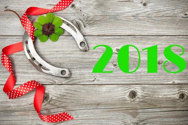 Удачи в новом 2018 году