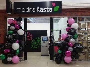 """В маркет-молле """"Дарынок"""" открылся центр обслуживания клиентов modnaKasta"""
