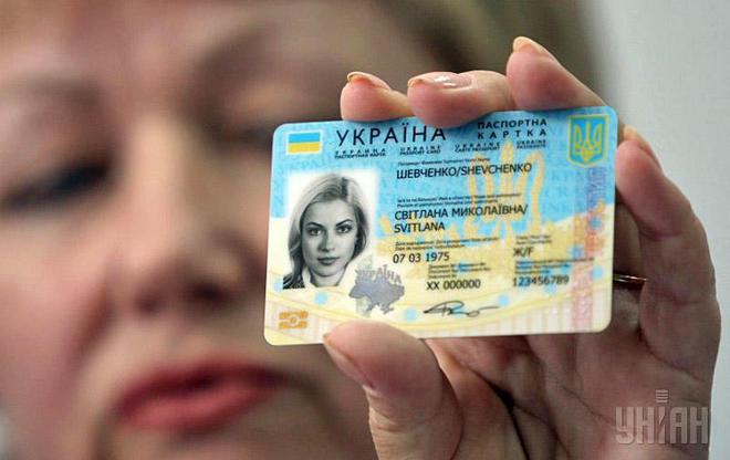 Анкета на біометричний паспорт: як правильно подати заяву