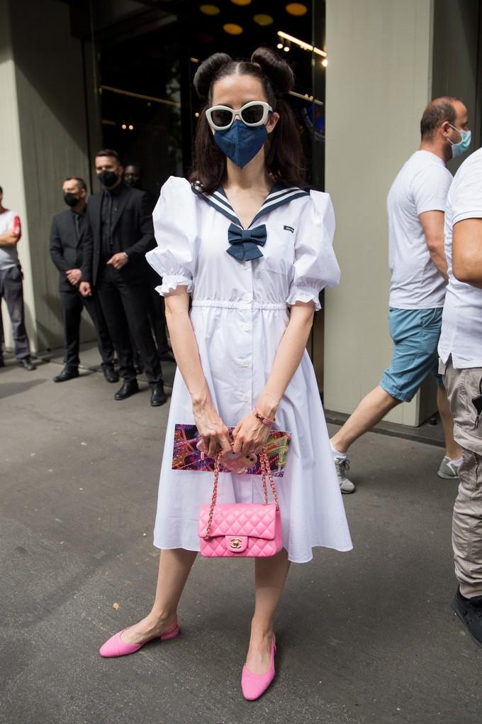 Тиждень чоловічої моди в Мілані: вуличний стиль