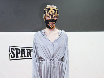 Ukrainian Fashion Week FW 2017-2018: коллекция JEAN GRITSFELDT