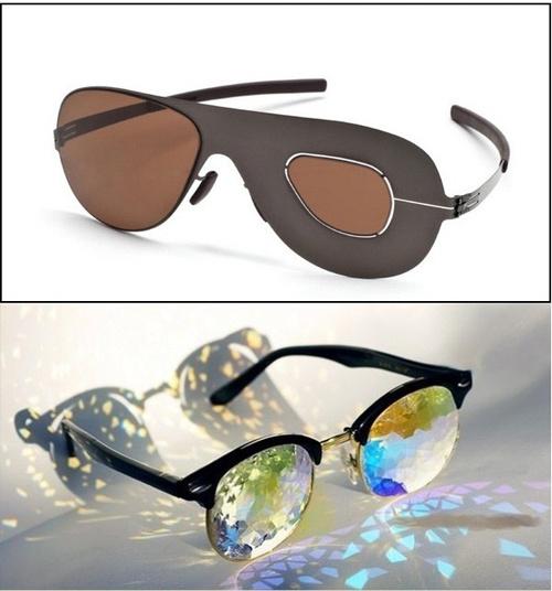 Самые необычные и странные очки