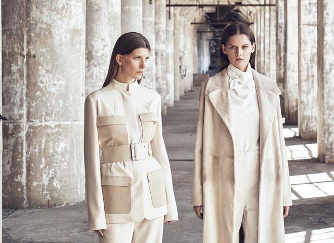 Модные женские костюмы осень 2016