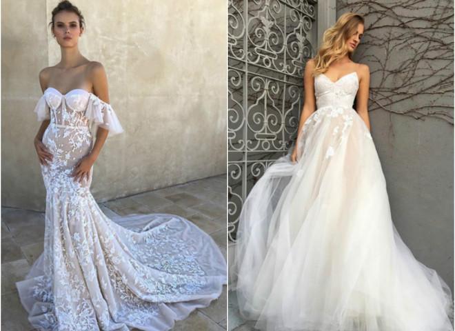 Модные свадебные платья на весну