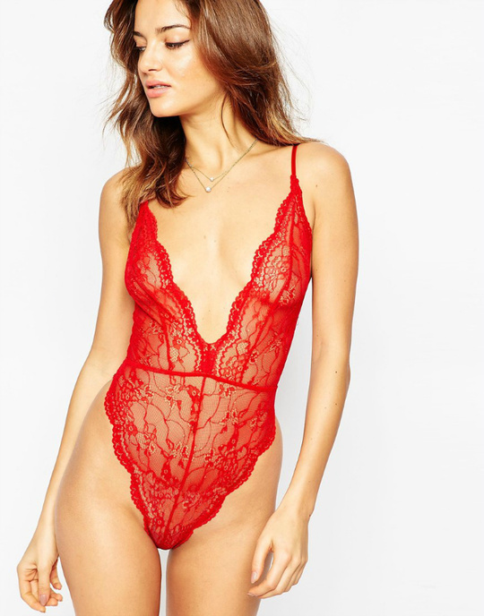 День святого Валентина: сексуальное нижнее белье для романтического вечера